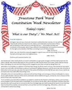 Constitution Week 5-1