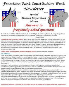 Constitution Week 6-1